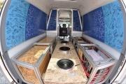 Inside the Sony Sponsored Magic Bus -- Troyce Walls Photographer